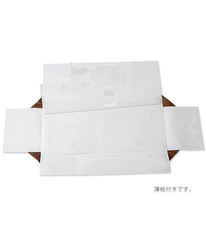 十二単衣 雲龍たとう紙 10枚組(中紙付き)(きもの用)